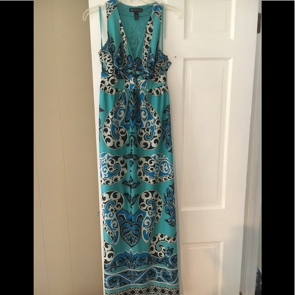 INC International Concepts Dresses & Skirts - INC printed maxi dress